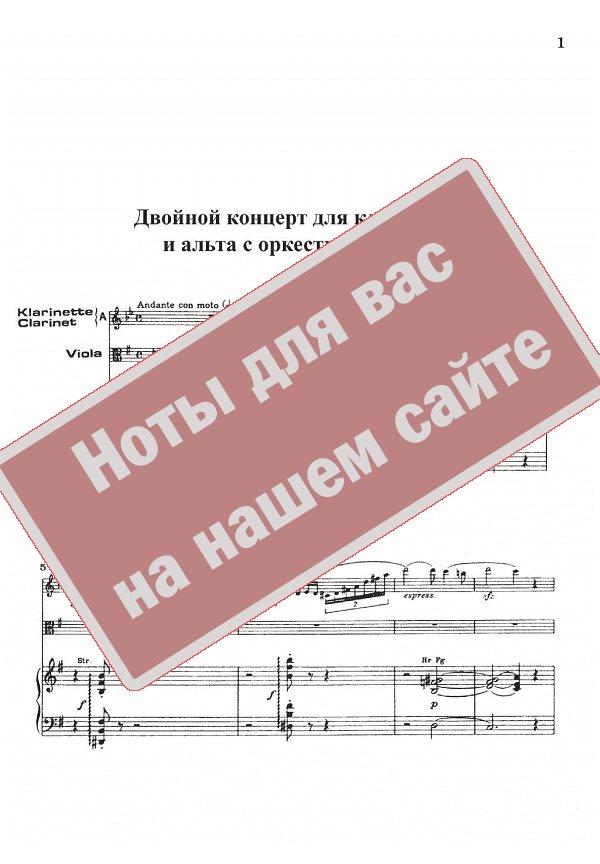 Название пользователя: концерт no2 ре минор для скрипки с оркестром (партия скрипки), op44